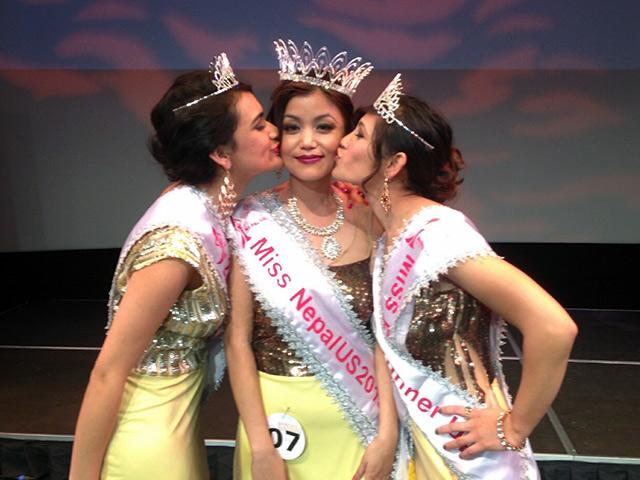 Bartika Rai Miss Nepal US 2013