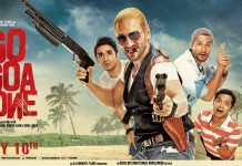 Go Goa Gone Bollywood Movie Poster