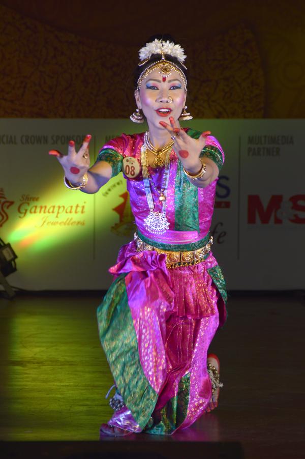 Miss Nepal 2015 Talent Round 2