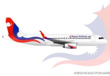 Nepal Airlines Makeover New Design