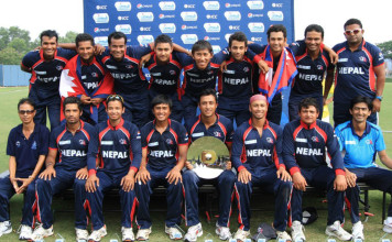 Nepal Division 2 ICC World Cricket League