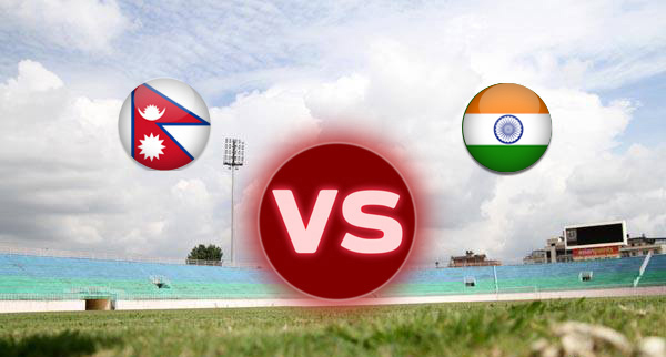 Nepal VS India Live SAFF