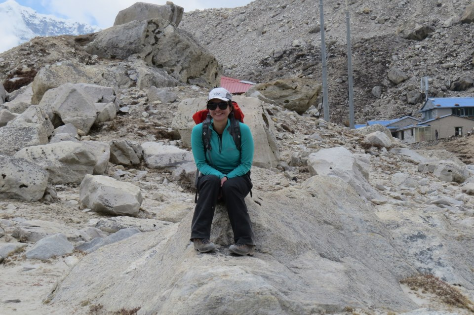 Nisha Adhikari Everest Summit