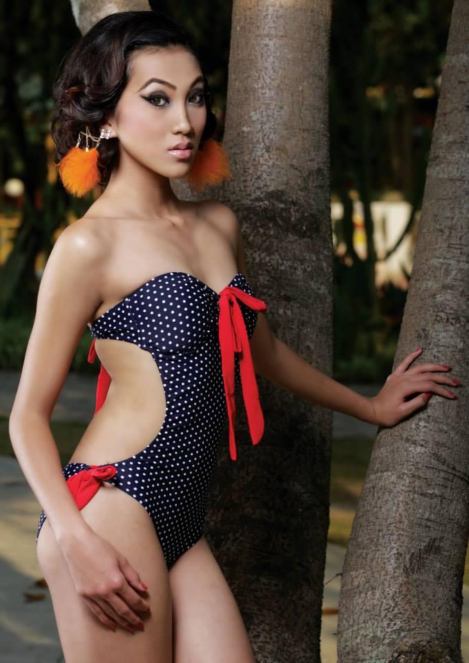 Paramita Rana in swimsuit on Wave Magazine – Nepal.FM