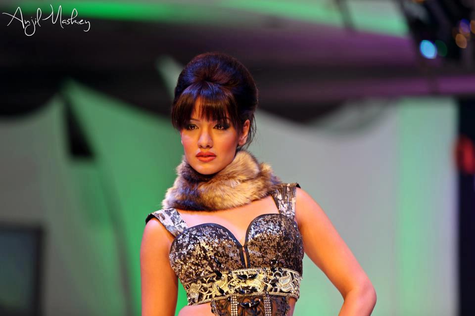 Priyanka Karki Bollywood Page 3 TGIF Fashion Week 2013 1