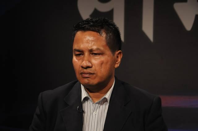 Rameshwar Thapa President of Airlines Operators Association of Nepal (AOAN)