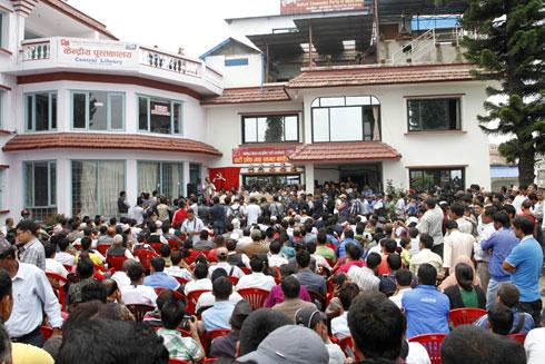 Rekha Thapa Urmila Aryal Joina Maoist 1
