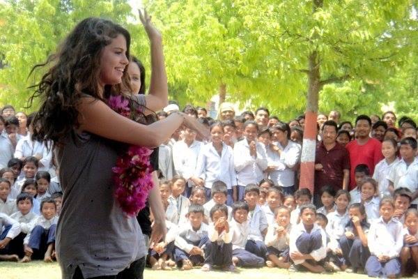 Selena Tharu Dance in Nepal