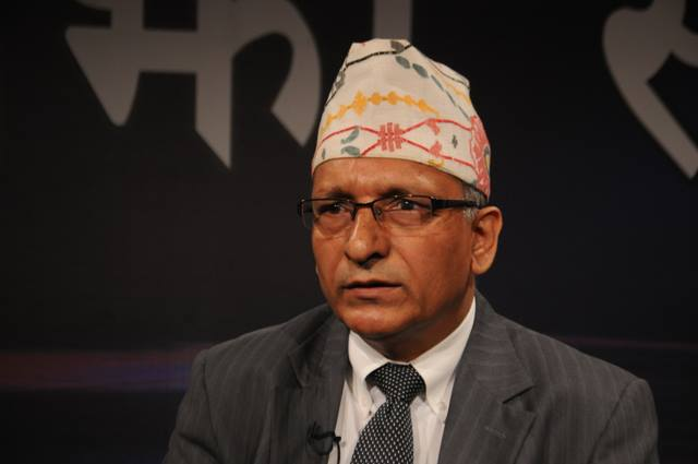 Sushil Ghimire Secretary Ministry of Culture Tourism Civil Aviation